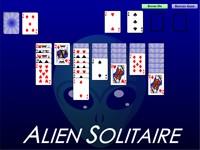 Alien Solitaire